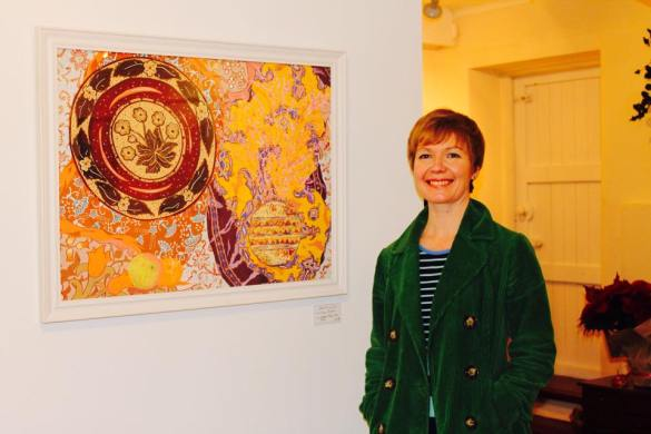 An Exhibition I took part in at the Fairhurst Gallery.