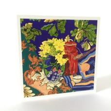 Miniature Daffodil Greetings Card